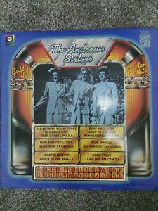 The-Andrews-Sisters-Golden-Hits-MFP-50311-Vinyl-LP-Album