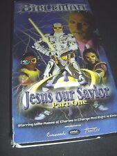 The Bibleman Adventure Jesus Our Savior - Part 1 (VHS)