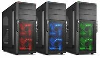 Special Sharkoon Dual Core Gaming Desktop Pc Computer 4.0gz Custom Built System