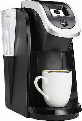 Keurig K200 5 Tasses Café et Espresso Maker-Noir