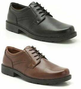 SALE-MENS-CLARKS-LAIR-WATCH-LAIR-GATE-FORMAL-LACE-UP-LEATHER-SHOES-BLACK-BROWN