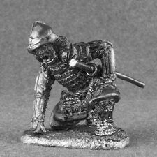 1/32 Figure Toy Soldiers Metal Samurai Messenger 54mm Tin Japanese Miniatures
