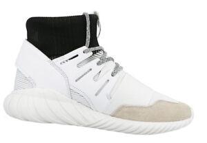 Adidas-tubular-Doom-ba7554-Sneaker-Taille-36-47-Chaussures-De-Loisirs-Chaussures-Blanc-Nouveau