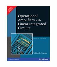 Operational Amplifiers with Linear Integrated Circuits, 4th ed. by William D. St