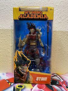 "McFarlane Toys My Hero Academia Stain 7"" Action Figure New"