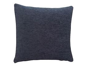 plain-black-chenille-design-scatter-cushion-cover-pillow-case-Sofa-home-bedroom