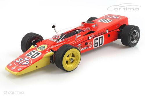 Lotus 56 indy 500 1968 Leonard TSM-Model 1:18 tsm141801