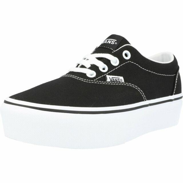 Shoes VANS Doheny Platform Size 5 UK