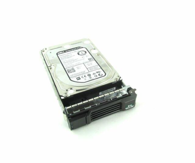 """Dell 2TB 6G 7.2K 3.5/"""" SAS 4WKK8 04WKK8 HDD Hard Drive W// Tray"""