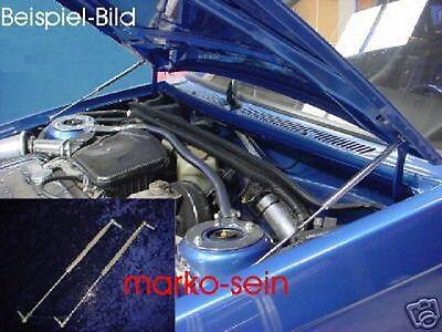 Motor Haubenlifter Opel Kadett E, 16V, GSi, GT Cabrio (Paar) Hoodlift Motorhaube