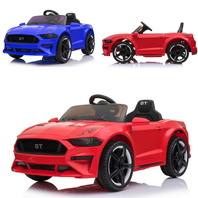 Kinderfahrzeug Elektro Car  Concept GT18  12V4,5AH 2 Motoren 2,4Ghz Fernsteueru