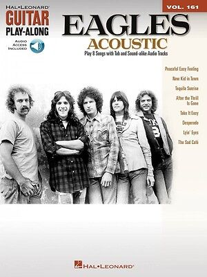 Eagles Strum /& Sing Guitar Sheet Music Strum and Sing Book NEW 000157994