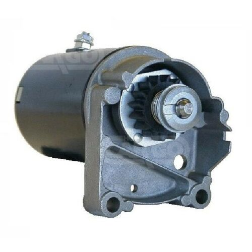 Briggs And Stratton Starter Motor 12v 16 Tooth Replaces 399928 495100 498148
