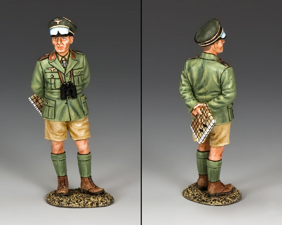 KING AND COUNTRY Afrika Korps Desert Rommel AK103