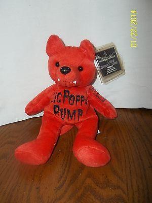 World Championship Wrestling Big Poppa Pump Scott Steiner NWO Red Bear W Tag