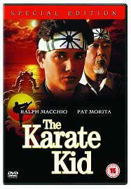 1 of 1 - The Karate Kid Special Edition DVD NEW SEALED
