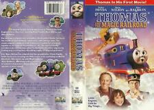 Vintage Thomas and the Magic Railroad Thomas Tank Engine & Friends  VHS video