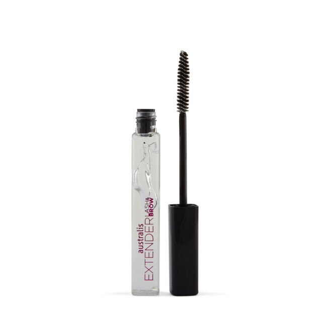 NEW Australis Clear Lash and Brow Mascara Extender Makeup Cosmetic Beauty