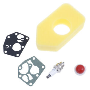 Carburetor-Diaphragm-Gasket-Air-Filter-For-Briggs-Stratton-495770-795083-698369
