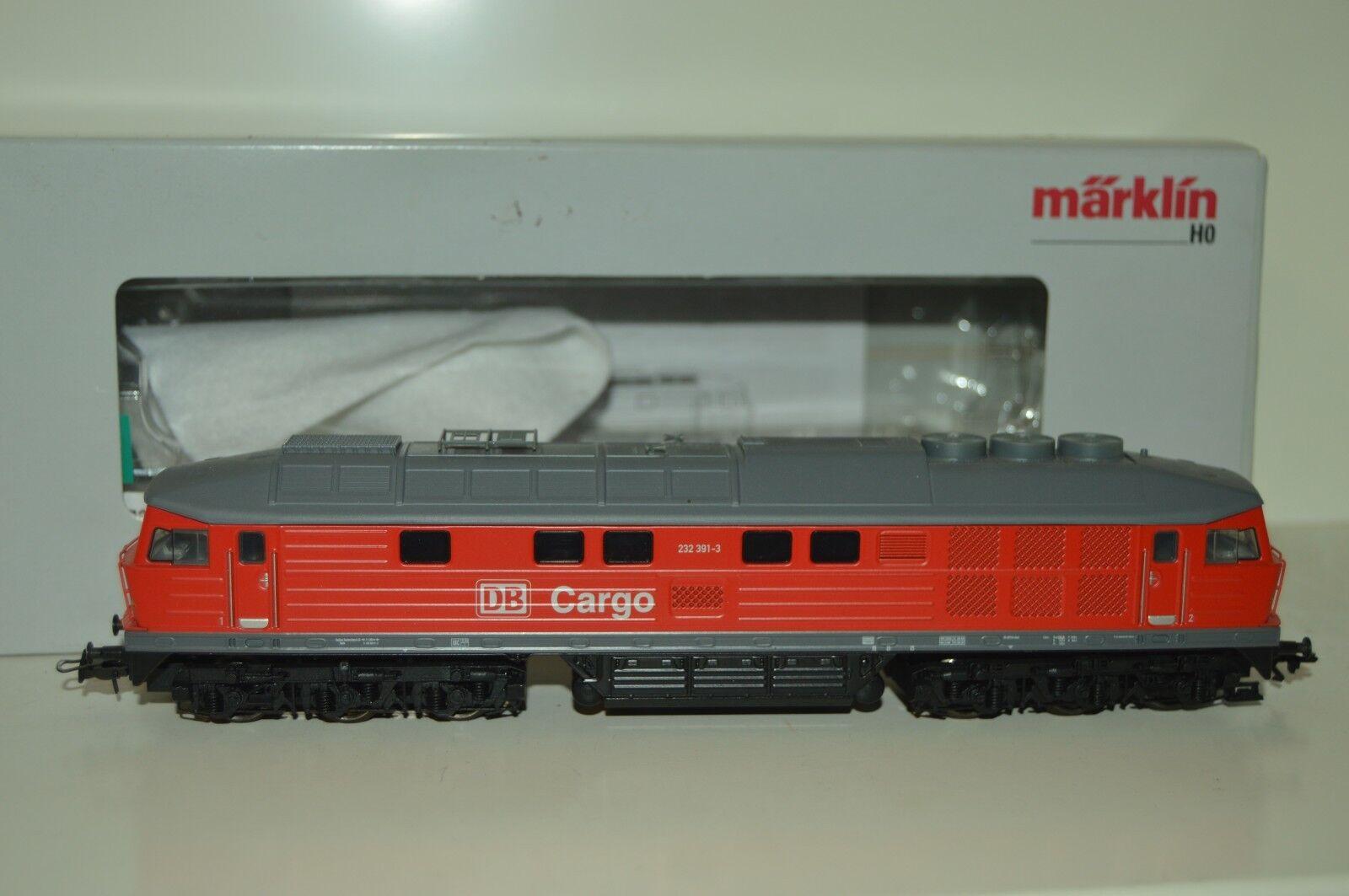 Locomotora diesel pesada Diesellokomotive 36420. 232-391-3