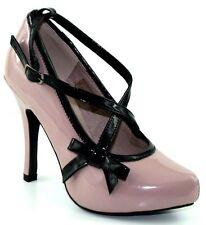 Andrea Conti Schuhe Pumps High Heels Gr.36 Rosa 0005