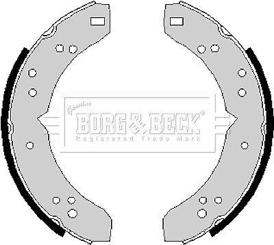 Brake Shoes BBS6150 Borg /& Beck Set GBS046 GBS1066 GBS515 GBS594 GBS601 Quality