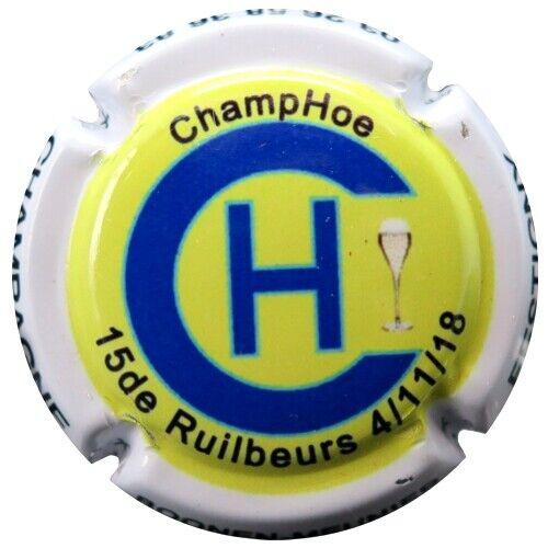 CAPSULE DE CHAMPAGNE Récoltant BOONEN MEUNIER 19-15 ans CHAMPOE 0084
