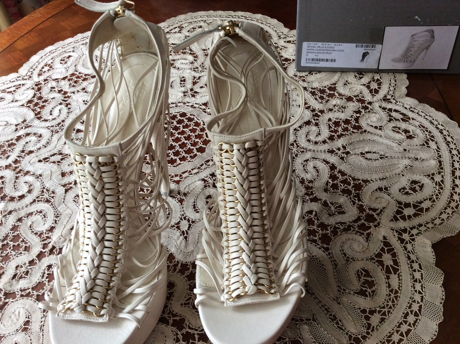 ALEXANDER MCQUEEN BRAND NEW SHOES with it's own box