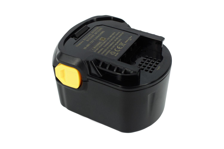 Powersmart 2000mah Batería para AEG B1214G B1215R B1215R B1215R B1220R M1230R 737303