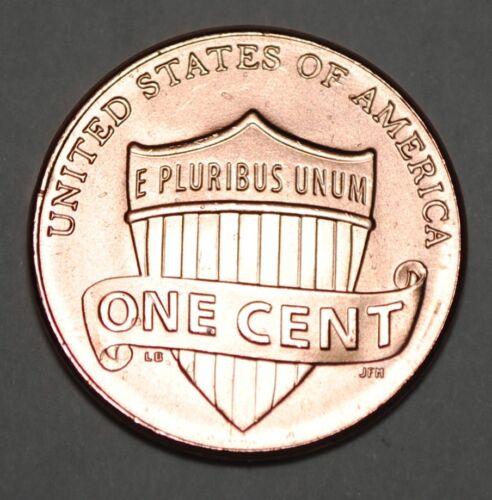 United States 2018 P 1 Cent Lincoln Shield Cent BU USA Penny UNC KM# 468