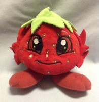 Neopets Series 3 Strawberry Plush JubJub Toy Only NO code