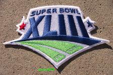 2009 super bowl xliii sb 43 patch willabee | #430348647.