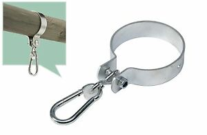 Swing-Hooks-10-cm-round-Swing-Clamp-Swing-for-round-Timber-100mm-Carabiner