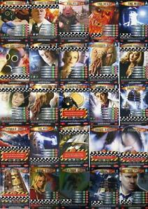 Assorted Cards Doctor Who EXTERMINATOR Battles In Time