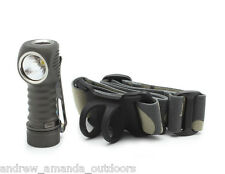 Zebralight H32w CR123 Headlamp Neutral White