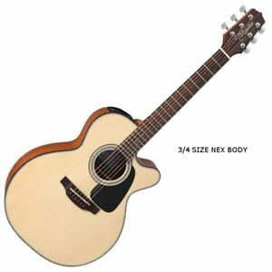 Takamine-GX18CE-NS-G-Series-Mini-Acoustic-Guitar-in-Natural-Finish