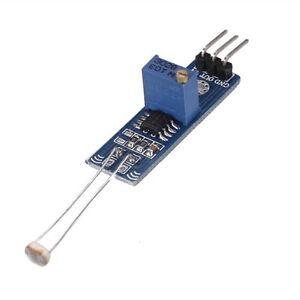 1-2-5-10-PCS-LM393-Optical-Photosensitive-Light-Sensor-Module-Arduino-Shield