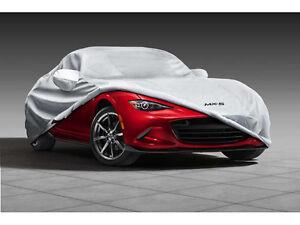 2016 mazda mx 5 miata car cover 0000 8j d04 ebay. Black Bedroom Furniture Sets. Home Design Ideas