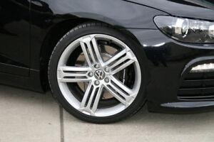 VW Scirocco R TSI TDI RacingLine Sport Suspension Lowering Springs VWR Racing