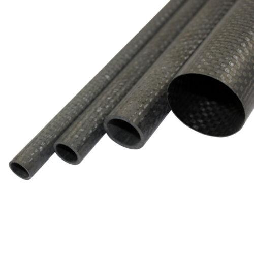 CFK Carbon Rohr CG UHP TUBES gewickelt 17x14x225mm geschliffen