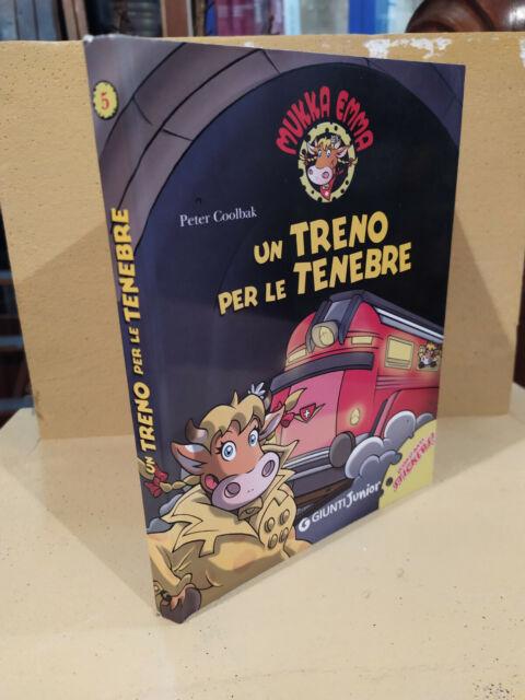 UN TRENO PER LE TENEBRE 5 Coolbak Peter GIUNTI EDITORE