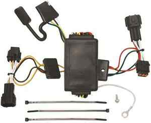 Trailer Hitch Wiring Kit Fits 2009 2012 Nissan Cube