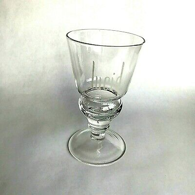Lucid  Absinthe Glass with Lucid  Spoon