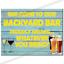 thumbnail 7 - Metal Signs Man Cave Retro Pub Bar Vintage Wall Plaque Beer Garage Shed Tin Cafe
