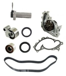 COMPLETE TIMING BELT DRIVE BELT WATER PUMP KIT TOYOTA LEXUS V6 1MZFE
