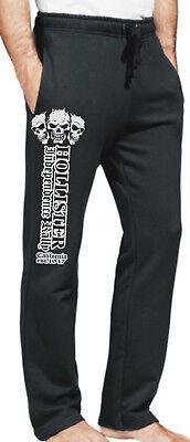 Pantaloni Jogging openleg Harley Davidson Chopper Biker southwestcustoms S M L XL