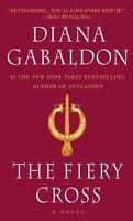 The Fiery Cross (outlander) By Diana Gabaldon, (mass Market Paperback), Dell , N on Sale