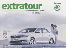 Škoda Extratour 3 12 Skoda 130 RS S100 Rapid Citigo Ute Freudenberg Museum 2012