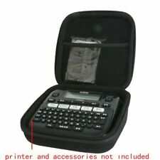 Case For Brother P Touch Pt D210 Label Maker Portable By Khanka Case Only Black