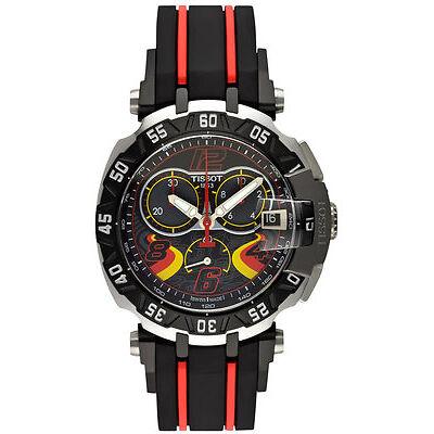 Tissot T-Race Stefan Bradl LTD Edition 2016 Men's Watch T0924172705702 New Orig